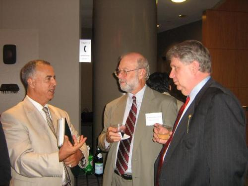 Near East South Asia Center for Strategic Studies Conference in Washington DC: July 2008